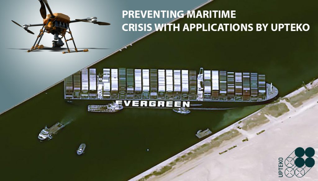 Preventing maritime challenges like Suez canal crisis